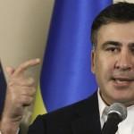 saakashvili the Odessa governor